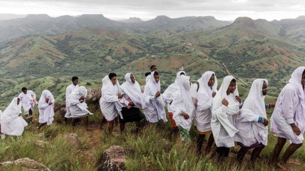 Seguidores da Igreja Batista de Nazaré