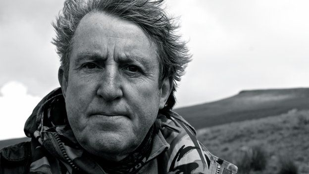 SAS veteran and author Rusty Firmin