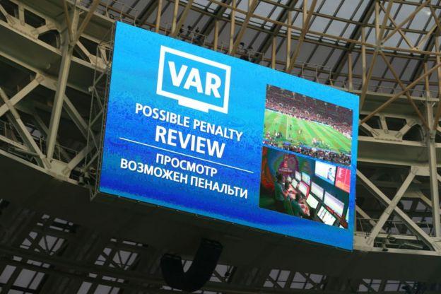 El VAR divide opiniones, pero su impacto durante el mundial de Rusia 2018 fue en líneas generales positivo.