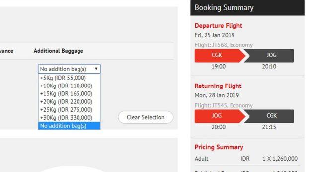 Mengapa Lion Air Wings Air Dan Citilink Berlakukan Tarif Bagasi