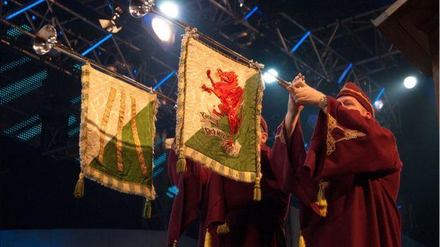 Eisteddfod Mynwy yn llwyddiant ariannol