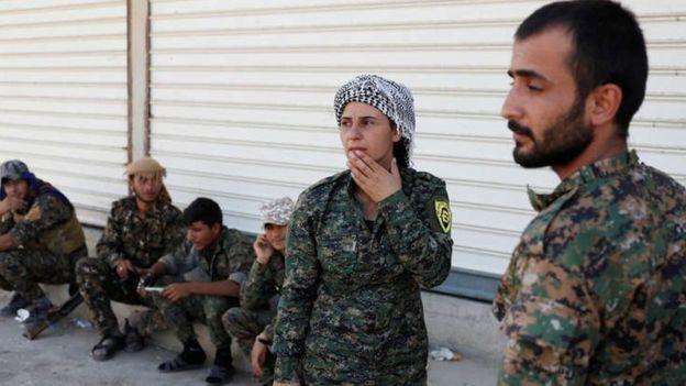 ما أهمية السيطرة على مدينة منبج في الحرب السورية؟