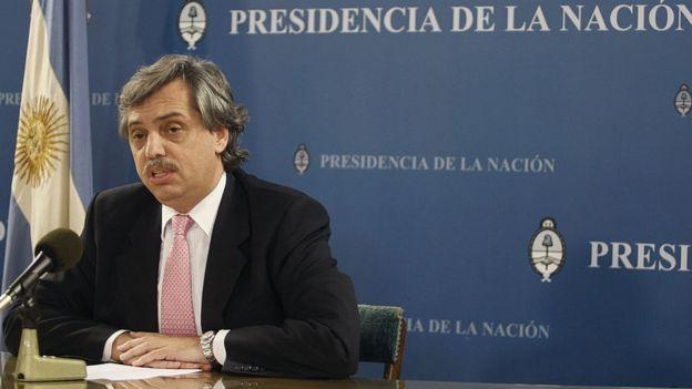 Repercusiones del anuncio de la fórmula Fernández-Fernández