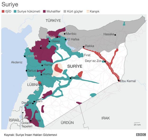 Suriyedeki ateşkes bölgelerinden Türkiyeye tahliye