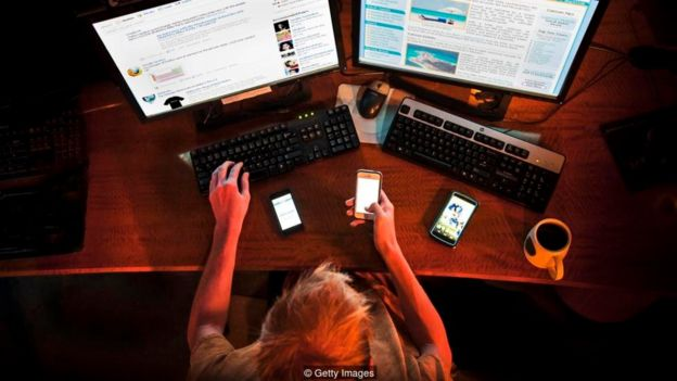 Social media addiction is 'worse than alcohol or drug abuse because it's much more engaging and there's no stigma behind it'