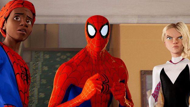 Fotograma de Spider-Man: Into the Spider Verse