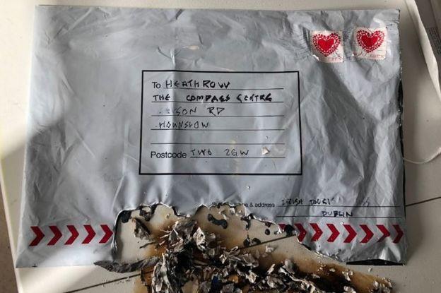 العثور على متفجرات في مطارين ومحطة قطار في لندن