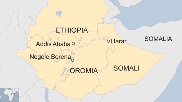 What is behind clashes in Ethiopia's Oromia and Somali