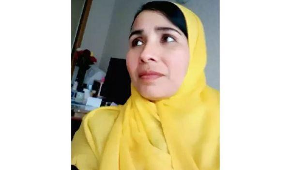 হোসনে আরা ফরিদ।