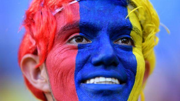 Colombia desea celebrar frente a Senegal.