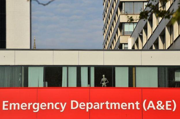 Лондонская больница