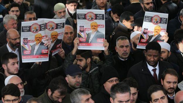 Salat gaib untuk Jamal Khashoggi