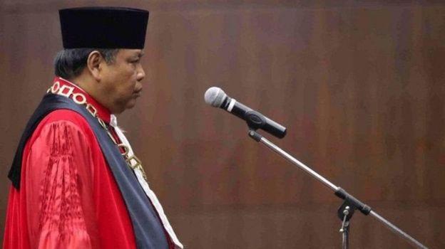 Arief Hidayat (BBC)