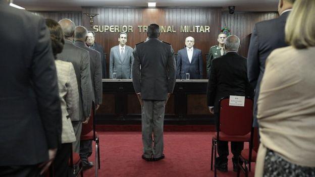 Superior Tribunak Militar