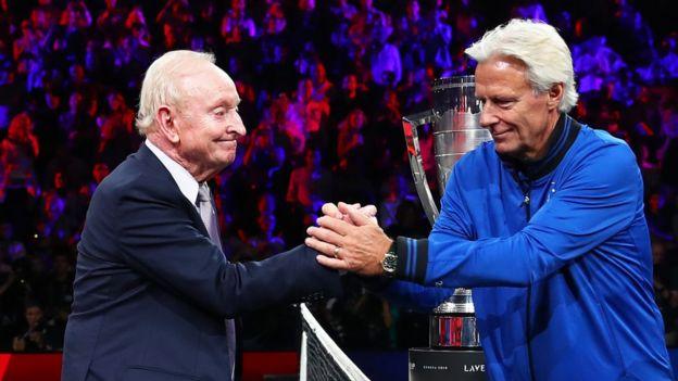 کاپیتان تیم اروپا : بیورن بورگ