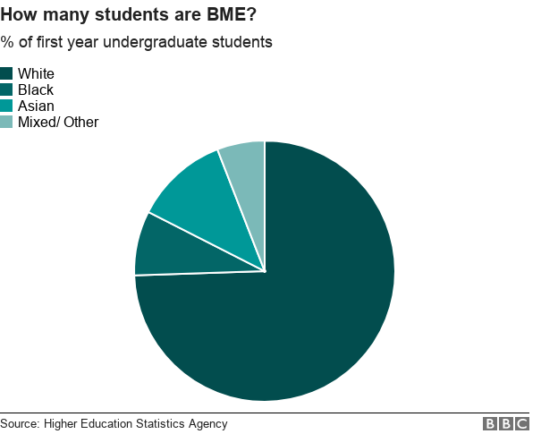 how many students are BME