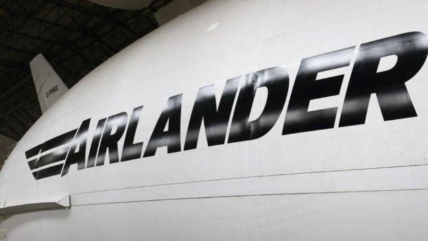 Airlander 10.