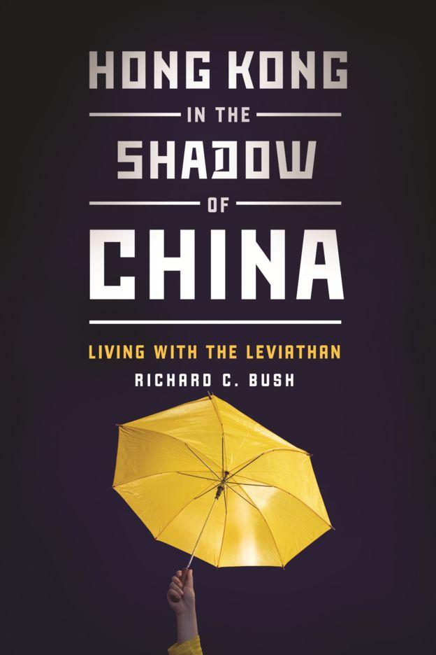《中国阴影下的香港,与利维坦巨兽共存》