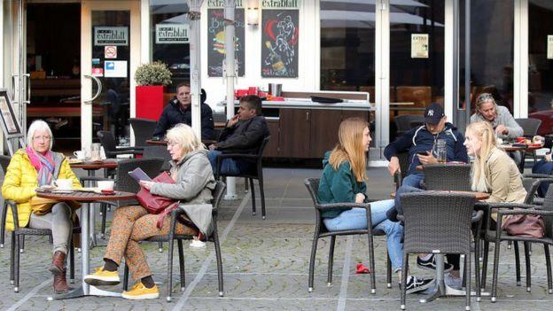 Café en Bonn