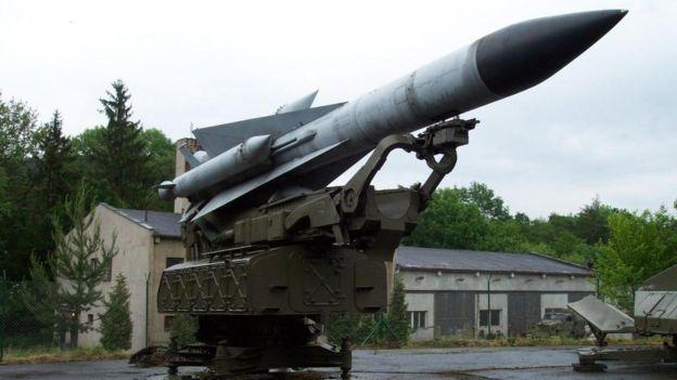Misil SA-5