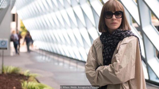 Cate Blanchett dalam Where'd You Go, Bernadette