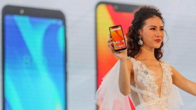 Điện thoại Vinsmart của Vingroup vừa mới được công bố hôm 14/12