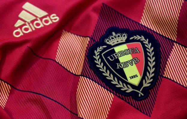Camiseta de Bélgica