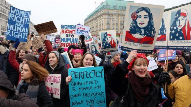 Kadın eylemleri