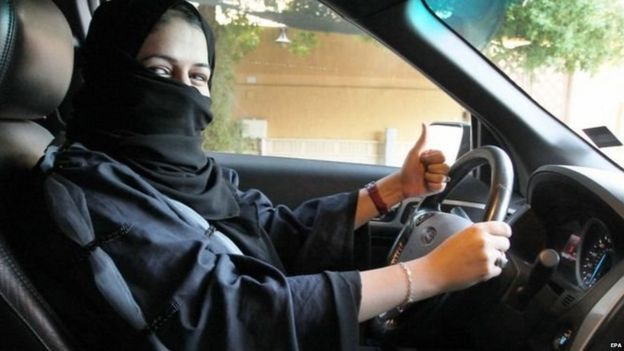 Many Saudi women have been jubilant at the forthcoming change to their country's law