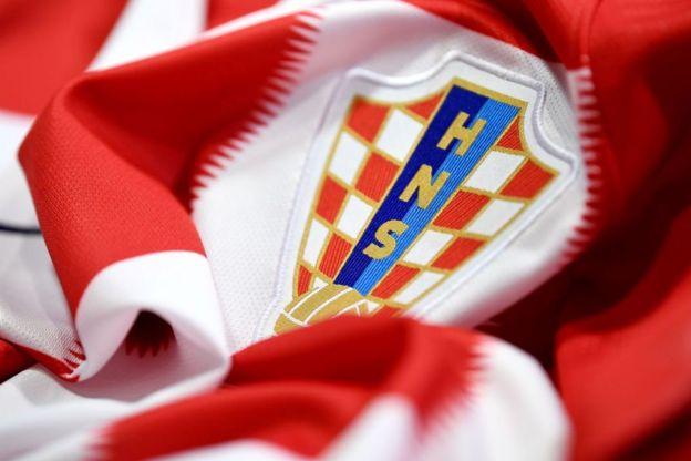 Camiseta de Croacia