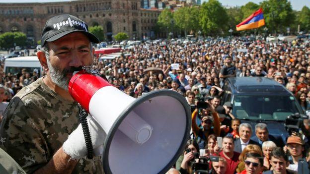 Политический кризис в Армении: пути выхода