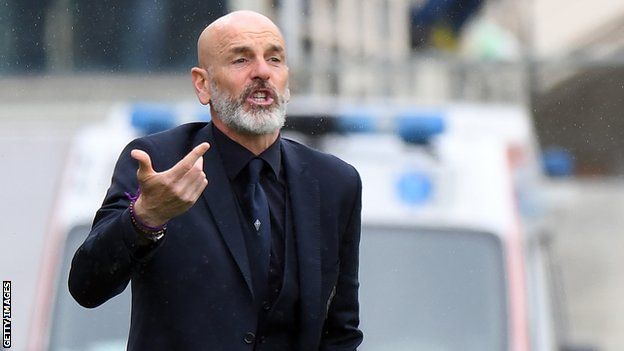 Stefano Pioli Appointed Ac Milan Manager After Marco Giampaolo Is Sacked Bbc Sport