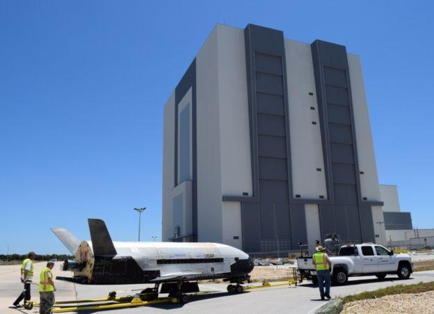 X-37B Vehículo de Prueba Orbital