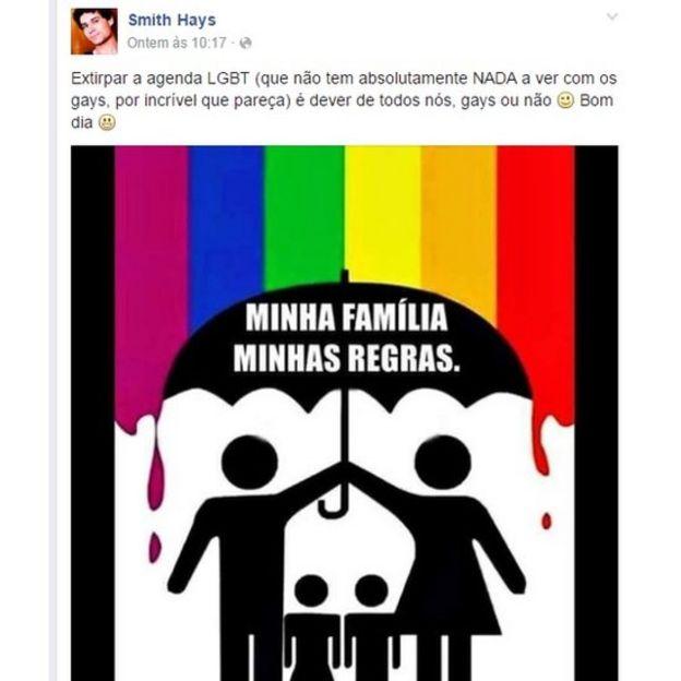O que pensam os gays que apoiam Bolsonaro e rechaçam Jean Wyllys ... 152d25b3994f5