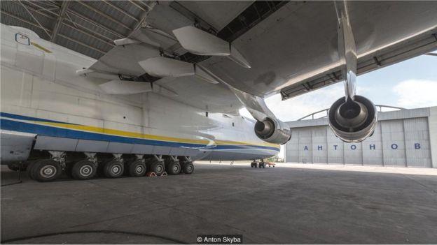 Pembelian rangka Pesawat Antonov An-225 merupakan pusat dari rencana superambisius Cina yang hendak memproduksi 1.000 pesawat angkut raksasa selama 10 tahun mendatang.