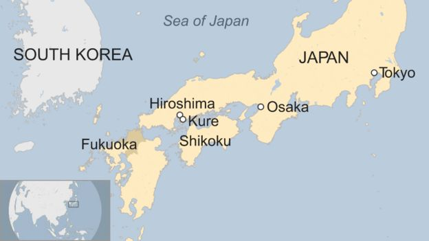 Krosa: One dead, 49 injured as tropical storm hits Japan ...