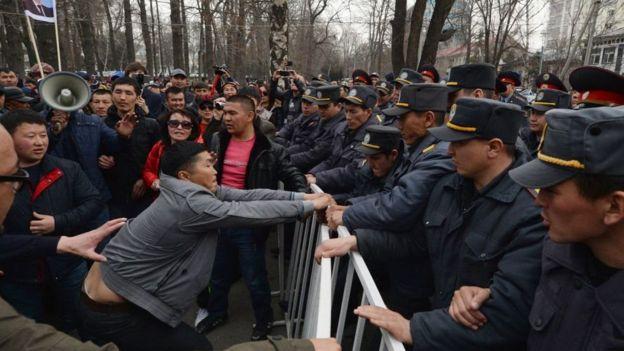 Жапаров кармалган күн, 2017-жыл 25-март