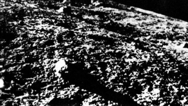 A Lua em 1966