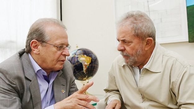 Tarso e Lula