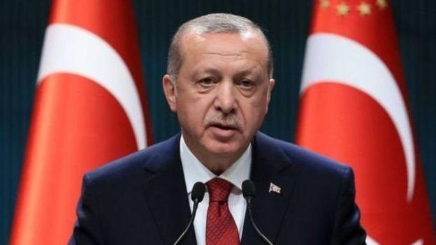 Presidan Recep Tayyip Erdogan dipandang sukses membangun ekonomi Turki, terutama dalam hal prasarana umum.
