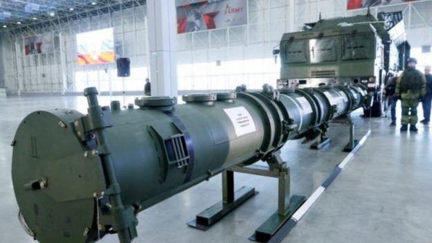 Tên lửa 9M729 mới của Nga là Mỹ và đồng minh lo ngại