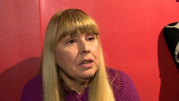 Tracy Barker