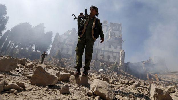 جنگ یمن وارد پنجمین سال خود شده است