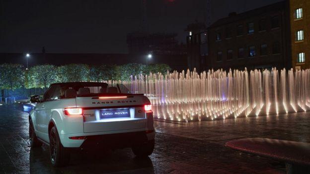Jaguar Land Rover profits fall as sales slow - BBC News