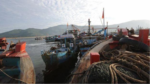 Tàu cá ngư dân Việt Nam, hình minh họa