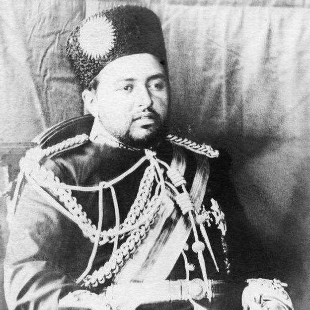 حبیبالله خان