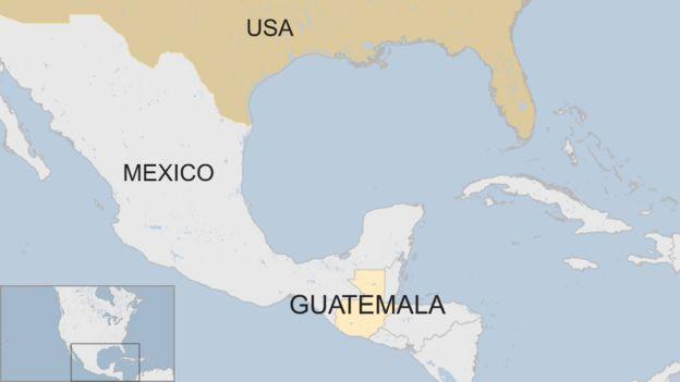 Guatemala president seeks to unblock US migration deal - BBC ...