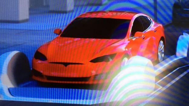 Car video still