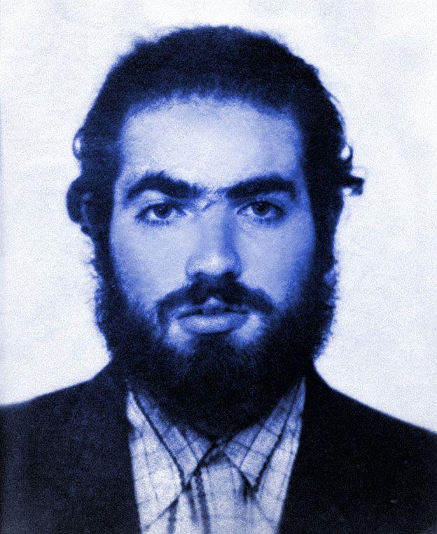 Grigori Perelman em foto de 2006