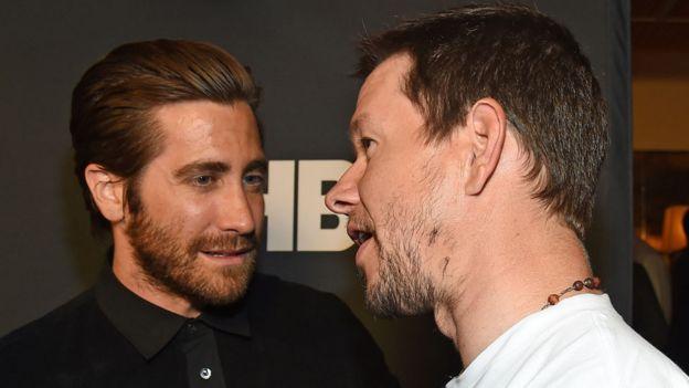 Jake Gyllenhaal y Mark Wahlberg